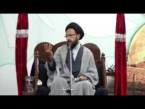 [03] Topic: عزاداری اور عصری تقاضے | H.I Sadiq Raza Taqvi - Muharram 1439/2017 - Urdu