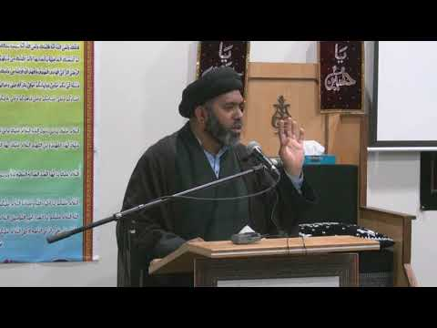 Speech by Moulana Shahbaz Bukhari on the Anniversary of Shaheed Allama Arif Hussain Al-Hussaini -Urdu