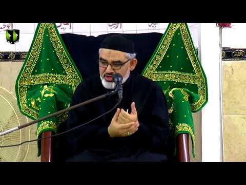 [3]Topic:نہج البلاغہ اورعصرحاضر کی مشکلات | H.I Ali Murtaza Zaidi - Safar 1439/2017 - Urdu