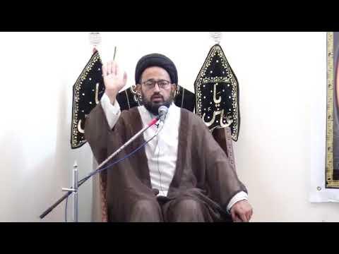 [1] Topic: مقصد تخلیق انسان | H.I Sadiq Raza Taqvi - Muharram 1439/2017 - Urdu