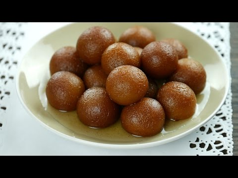 Quick Recipes - Gulab Jamun quick, easy & authentic Recipe - English Urdu
