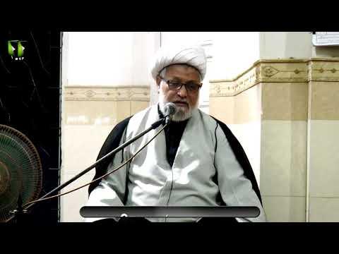 [1] Topic: سورہ العصر   H.I Ghulam Abbas Raesi - Muharram 1439/2017 - Urdu