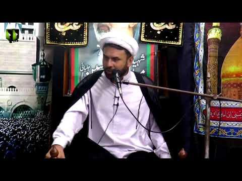 [Majlis-e-Barsi Shaheed Didaar Jalbaani] Khitaab: Moulana Rajab Ali Bangash - Urdu