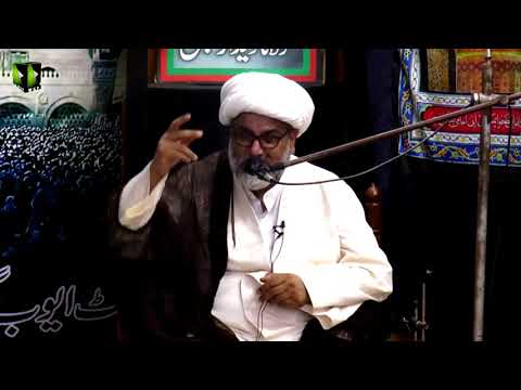 [Majlis-e-Barsi Shaheed Didaar Jalbaani] Khitaab: H.I Raja Nasir Abbas Jafri - Urdu
