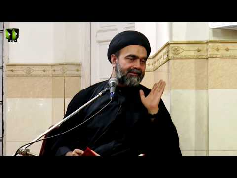 [10] Topic: سفر معرفت  | Moulana Muhammad Ali Naqvi - Safar 1439/2017 - Urdu