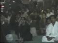 Aqeel Gharavi Majlis Rabiulawwal 2009 Part 4 - Urdu