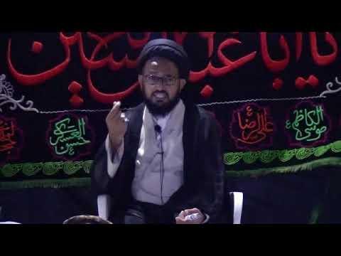 [Majlis] Topic: صدق و سجائی | H.I Sadiq Raza Taqvi | Muharram 1439/2017 - Urdu