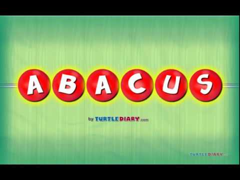 [Educational videos ] Abacus  KG- English-I