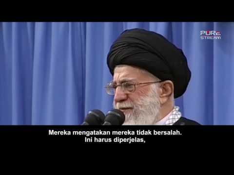 [Clip] Apakah Saudi Bersalah atau Tidak | Sayyid Ali Khamenei - Farsi sub Malay