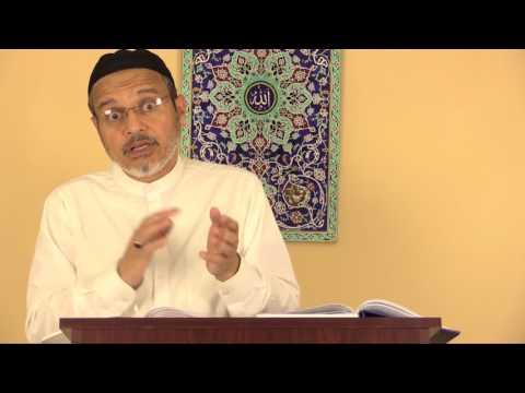 [08] - Tafseer Surah Maidah - Tafseer Al Meezan - Dr. Asad Naqvi - English