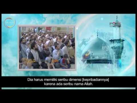 [Clip] Siapa Imam Ali | Imam Khomeini - Farsi sub Malay