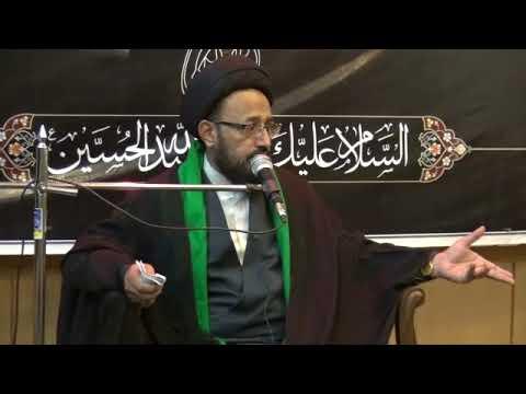 [Majlis] Topic: Nusrate Imam or Azadari | H.I Sadiq Raza Taqvi | Safar 1439/2017 - Urdu