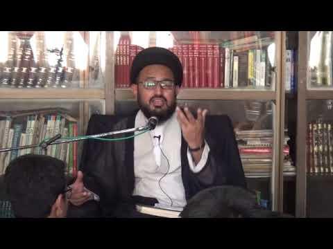 [Majlis] Topic: Imam Kazim kay Aqwaal | H.I Sadiq Raza Taqvi | Safar 1439/2017 - Urdu