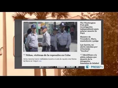 [Documentary] Cuban Five P2 - English