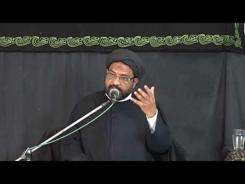 [02] Imam Sajjad (a) Aur Irtebaat-e-Elahi | 27th Muharram 1439 A.H | Moulana Taqi Raza Abedi - Urdu