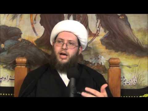 الإمام الحسين في سورة الفجر (الجزء الثاني)   الشيخ نامي فرحات ا