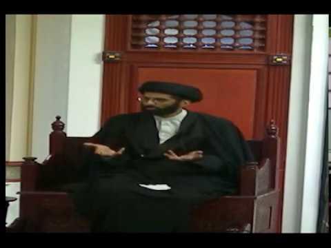 Maulana Syed Sulyman Abidi Muharram 1st 1439 2017 - English