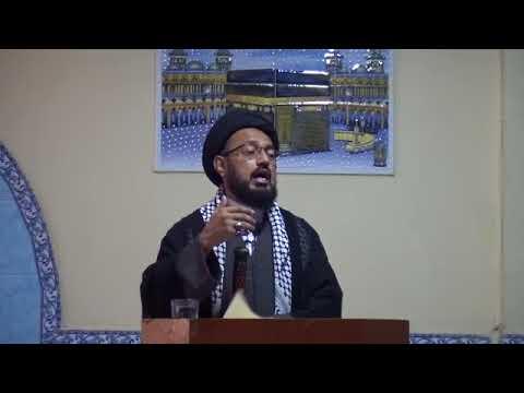 [ Friday Sermon ] 17 November 2017 | H.I Sadiq Raza Taqvi - Asna Ashari Masjid Karachi - Urdu