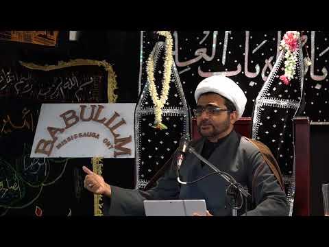 [1] Topic: shukur kia hay aur kaisay ada kia jaye | Sheikh Hasnain 26 Safar 2017 - Urdu
