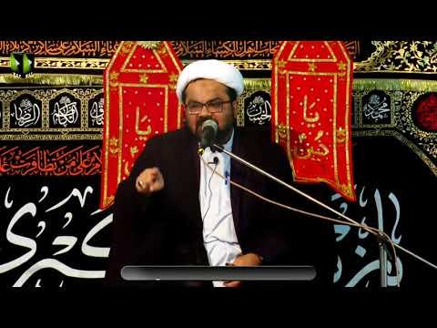 [Majlis-1] Khitaab: H.I Muhammad Raza Dawoodani   1439/2017 - Urdu