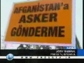 Turks protest sending more troops to Afghanistan - 01Apr09 - English