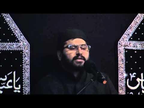 Majlis 19 Safar 1437 01 Dec 2015 Topic: Istegasa Hussain (A.S) aur Asr-e-Haazir By Agha Syed Arif Ali Rizvi-Urdu