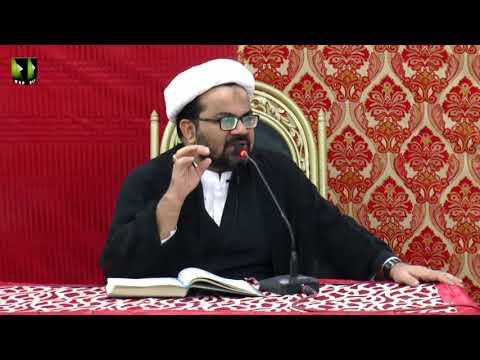 [جشن صادقین   Jashne Sadiqain] Speech: Moulana Muhammad Razz Dawoodani   Rabi Ul Awal 1439/2017 - Urdu