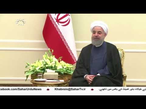 [10Dec2017] پاک ایران تعلقات کے فروغ پر تاکید  - Urdu
