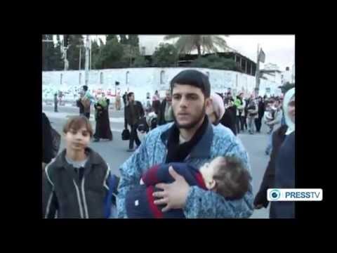 [Documentary] Within Gaza: Ambulances and Hospitals - English