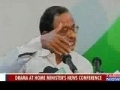SHOE RESISTANCE CONTINUES?? Sikh Journalist throws SHOE at India home minister - 07Apr09 - English