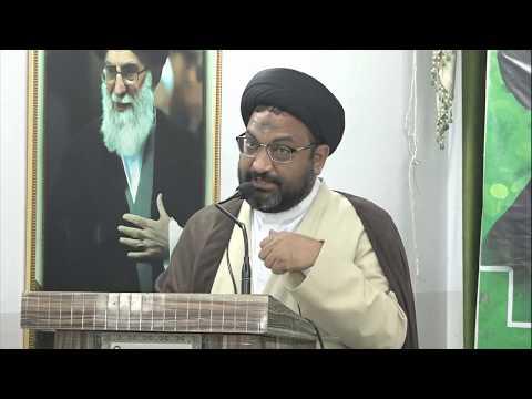[Day 03] HAFTA-E-WAHDAT 1439 A.H - Moulana Syed Taqi Raza Abedi - Urdu