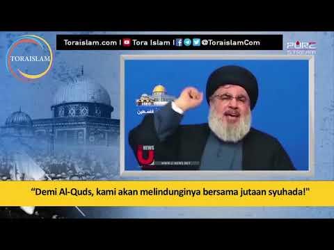 [Clip] Demi Al-Quds, Kami akan Melindunginya Bersama Jutaan Syuhada! - Arabic sub Malay