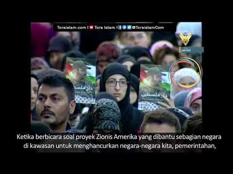 [Clip] Takdir Allah Palestina akan Merdeka (bag.4) | Sayyid Hasan Nasrallah - Arabic sub Malay