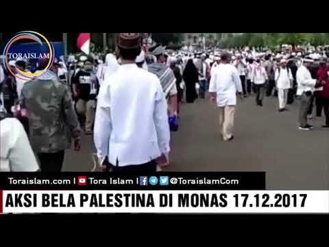 [Clip] Aksi Bela Palestina 17-12-17 - Malay