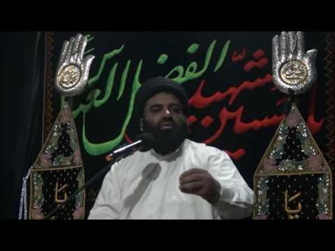 Majlis Eve of 16 Safarul Muzzafar 1438 Tazeem-e-Shuair aur Ahdaaf-e-Karbala By H.I Moulana Syed Kazim Abbas Naqvi -Urdu