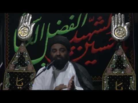 Majlis Eve of 17 Safar-ul-Muzzafar 1438 Tazeem-e-Shuair aur Ahdaaf-e-Karbala By H.I Moulana Syed Kazim Abbas Naqvi -Urdu