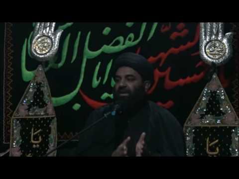 Majlis 20 Safar 1438 (Day of Arabeen) Tazeem-e-Shuair aur Ahdaaf-e-Karbala By H.I Syed Kazim Abbas Naqvi - Urdu