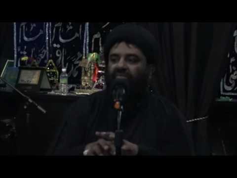 Q & A Session 20th Safarul Muzzafar 1438 Hijari 2016 By H.I Moulana Syed Kazim Abbas Naqvi - Urdu