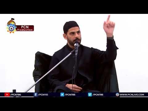 [Majlis 1] Topic: Hayat e Tayyaba | Moulana Syed Mubashir Zaidi - Safar 1439/2017 - Urdu