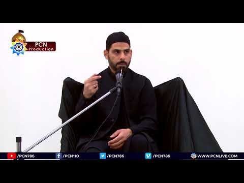 [Majlis 2] Topic: Hayat e Tayyaba | Moulana Syed Mubashir Zaidi - Safar 1439/2017 - Urdu