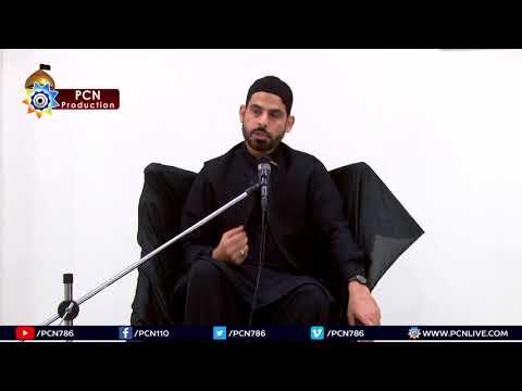 [Majlis 3] Topic: Hayat e Tayyaba | Moulana Syed Mubashir Zaidi - Safar 1439/2017 - Urdu