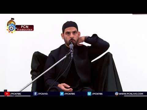 [Majlis 4] Topic: Hayat e Tayyaba | Moulana Syed Mubashir Zaidi - Safar 1439/2017 - Urdu