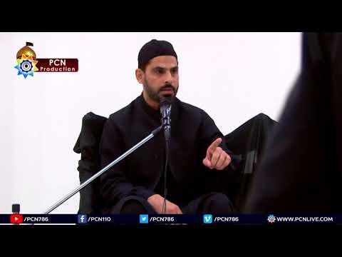 [Majlis 5] Topic: Hayat e Tayyaba | Moulana Syed Mubashir Zaidi - Safar 1439/2017 - Urdu
