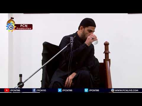 [Majlis 6] Topic: Hayat e Tayyaba | Moulana Syed Mubashir Zaidi - Safar 1439/2017 - Urdu
