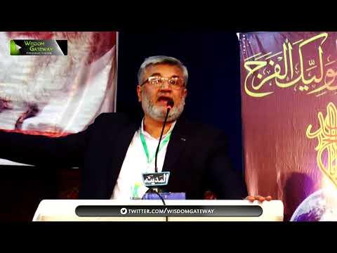 [Speech] Raza Jafri | Mahdaviyat Muhafiz-e-Islam Convention 2017 - ASO-Pak