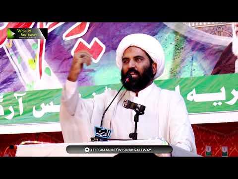[Youm-e-Sadiqain] Moulana Maqsood Doomke | Mahdaviyat Muhafiz-e-Islam Convention 2017-ASO Pak - Urdu