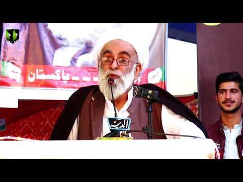[Youm-e-Sadiqain] H.I Haider Ali Jawaadi | Mahdaviyat Muhafiz-e-Islam Convention 2017-ASO Pak - Sindhi