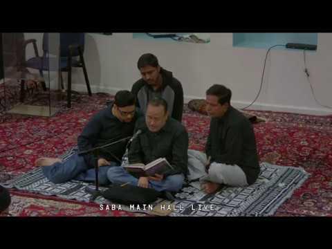 [Majlis 2] Topic: Maqsad-e-Imam Hussain (as) | Moulana Syed Mohammad Askari | Muharram 1439/2017 - Urdu