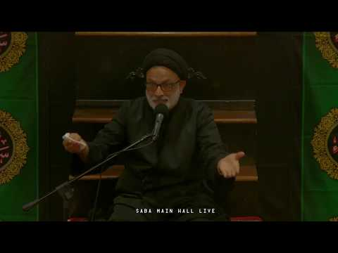 [Majlis 7] Topic: Maqsad-e-Imam Hussain (as) | Moulana Syed Mohammad Askari | Muharram 1439/2017 - Urdu