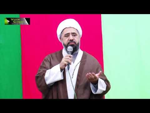 [ Jashan-e-Masoomeen (A.S) ] Khitab : H.I Moulana Amin Shahidi | 30-December-2017 - Urdu
